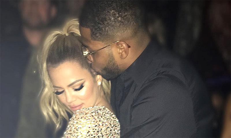 Khloé Kardashian y Tristan Thompson, ¿reconciliación a la vista?