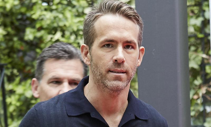 El lado más cómico y gamberro de Ryan Reynolds en su visita a España