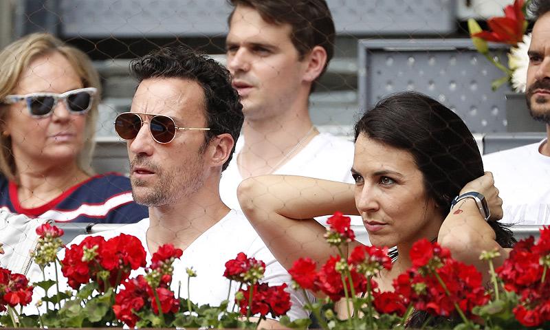 Irene Junquera y Pablo Puyol, nueva cita en el tenis