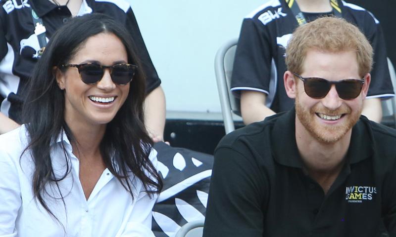 No es fácil ser novia del Príncipe Harry, confiesa su ex