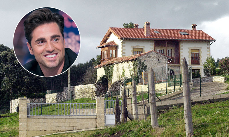 David Bustamante vende su casa en Cantabria. Exclusiva en ¡HOLA!