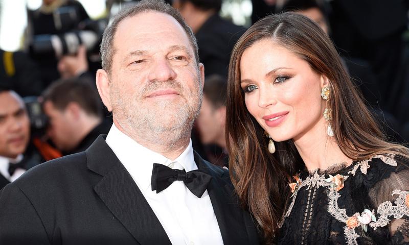 Georgina Chapman, la exmujer de Harvey Weinstein, habla por primera vez tras el escándalo