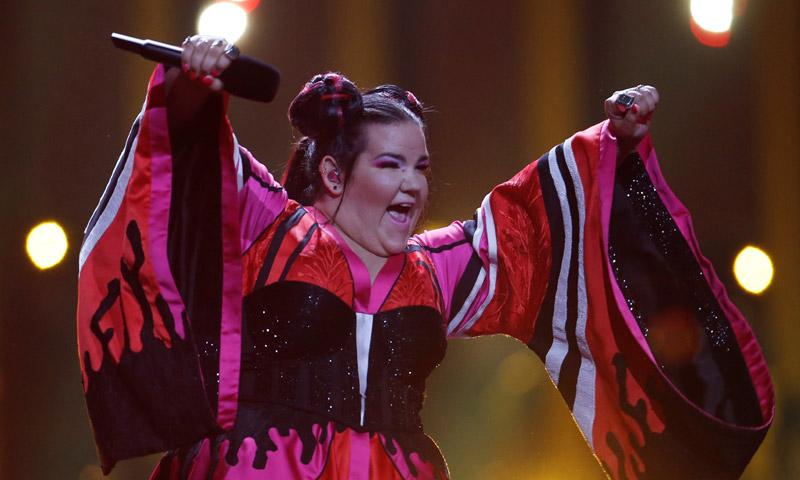 ¡Se confirman las apuestas! La israelí Netta se convierte en la gran vencedora de Eurovisión