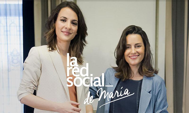 Entrevistamos a Esther Vaquero, presentadora del especial de la boda de Harry y Meghan en HOLA.com