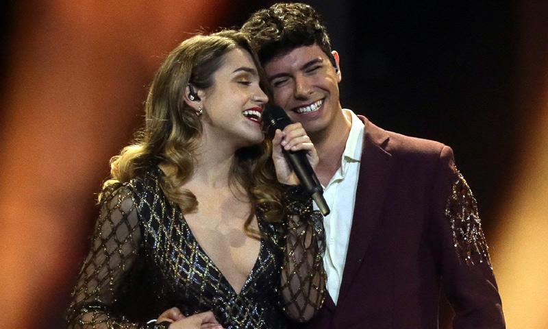 La reacción de España a la final de Eurovisión