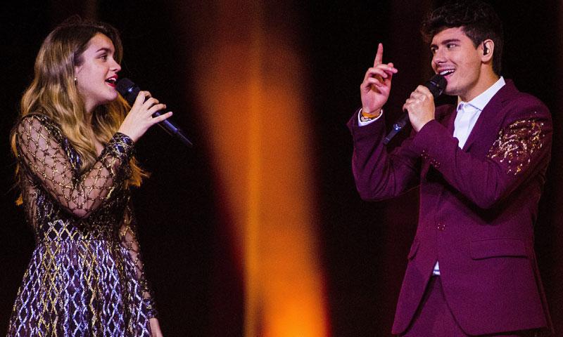 ¿Y ahora qué? Amaia y Alfred cuentan sus planes tras Eurovisión