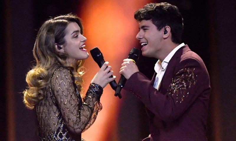 Amaia recuerda en un tierno vídeo cómo ha sido su aventura eurovisiva con Alfred