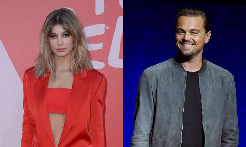 Leonardo DiCaprio y Camila Morrone ya no se esconden