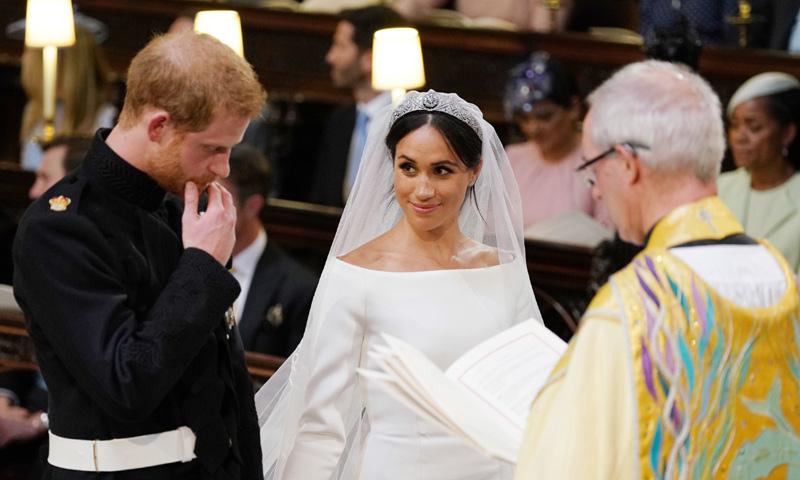 Matrimonio Principe Harry : Boda de meghan markle y el príncipe harry la presencia