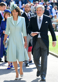 El matrimonio Middleton