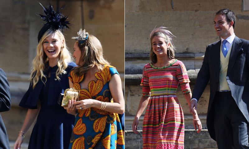 Chelsy Davy y Cressida Bones: las exnovias de Harry que han asistido a la boda real