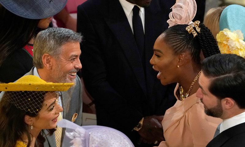 La mezcla perfecta entre Hollywood y realeza: Así ha sido el impresionante desfile de invitados