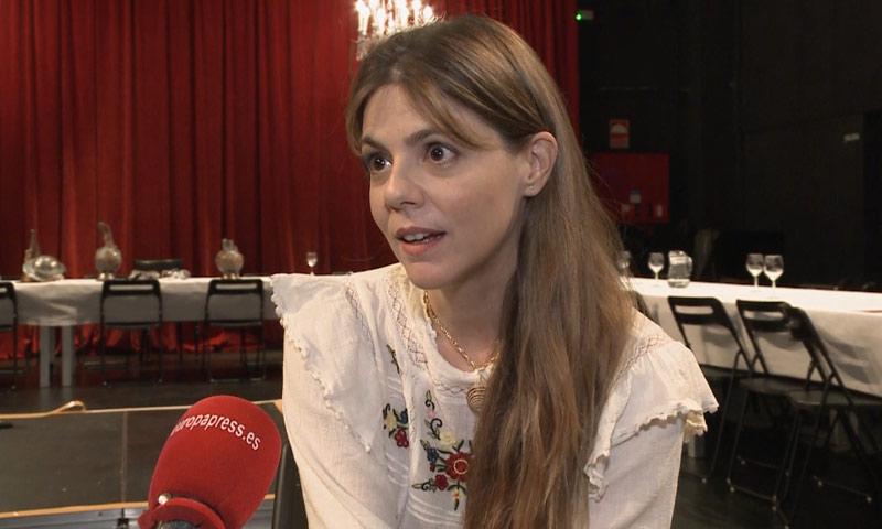 Manuela Velasco confiesa sus dificultades para quedarse embarazada