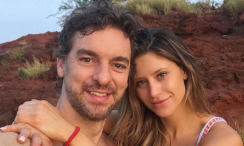 ¡Puro amor! La romántica declaración de Pau Gasol a su novia