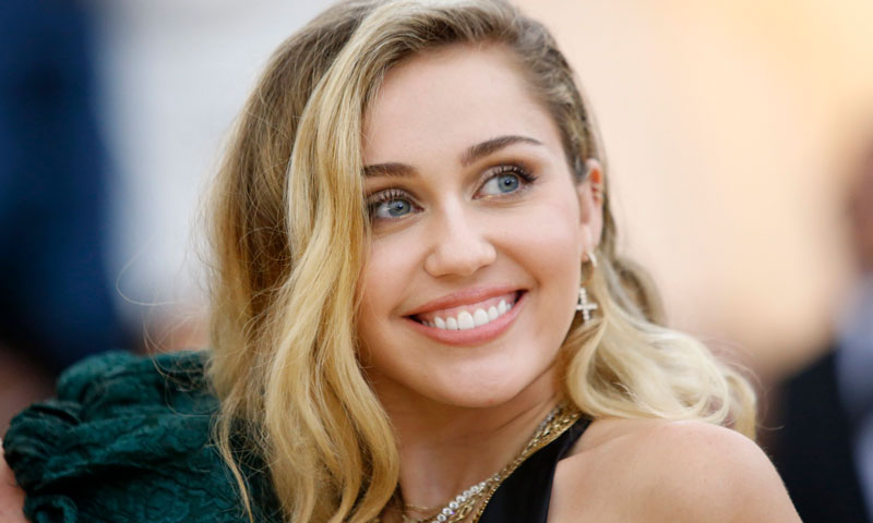 La broma más pesada de Miley Cyrus a Jimmy Kimmel