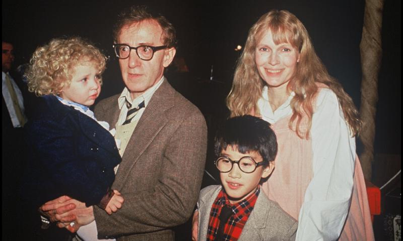 Moses Farrow contradice la versión de su hermana: defiende a Woody Allen y lanza duras acusaciones contra Mia