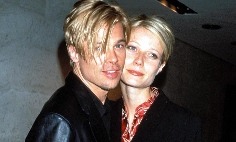 Así fue como Brad Pitt consiguió que Harvey Weinstein dejara en paz a Gwyneth Paltrow