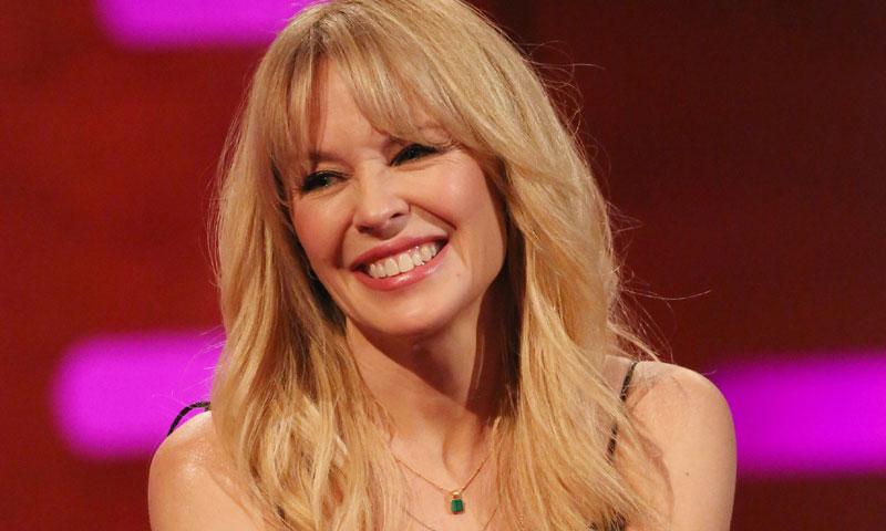 La imagen con la que Kylie Minogue confirma el día de su 50 cumpleaños su nueva relación