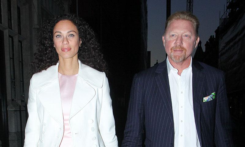 Boris Becker se separa de su segunda mujer, Lilly, tras casi nueve años de matrimonio