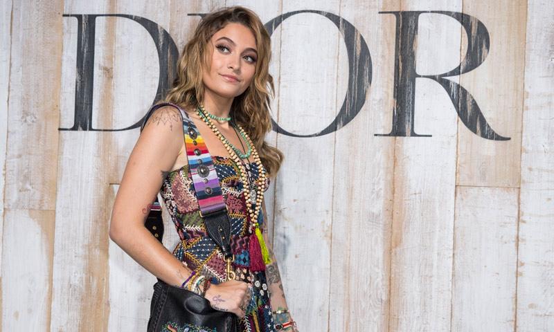 ¿Por qué abandonó Paris Jackson el desfile de Dior?