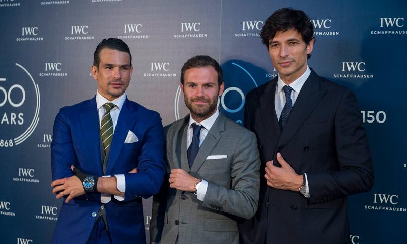 Jose María Manzanares, Andrés Velencoso o Juan Mata presumen de estilo en la noche de las joyas