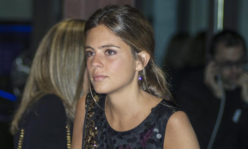 Isabel Hernáez, la joven madrileña que hace feliz Carlos Sainz Jr. desde hace más de un año