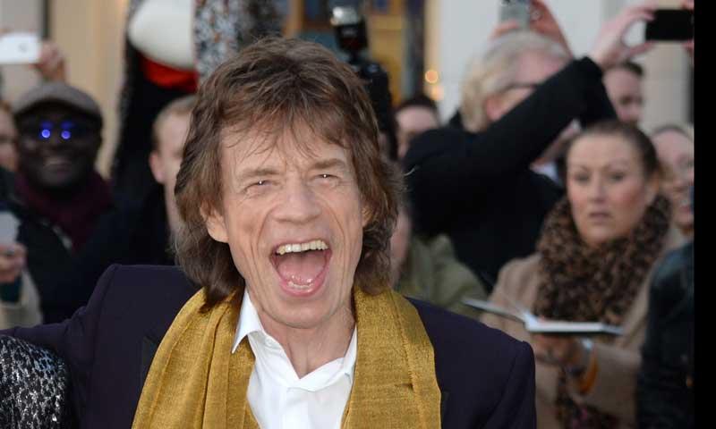 La prueba de que Mick Jagger es un padre mucho más 'convencional' de lo que parece
