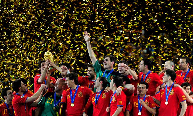 ¿Qué ha sido de los jugadores españoles que ganaron a Holanda en la final del Mundial de Sudáfrica?