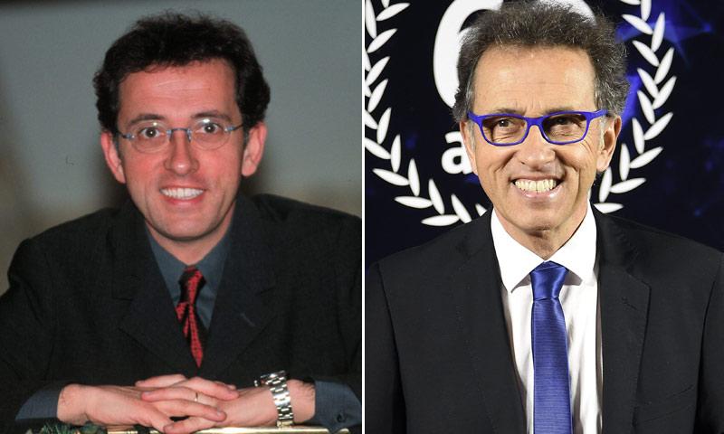 Así ha ¿cambiado? Jordi Hurtado en los 5.000 programas de 'Saber y Ganar'