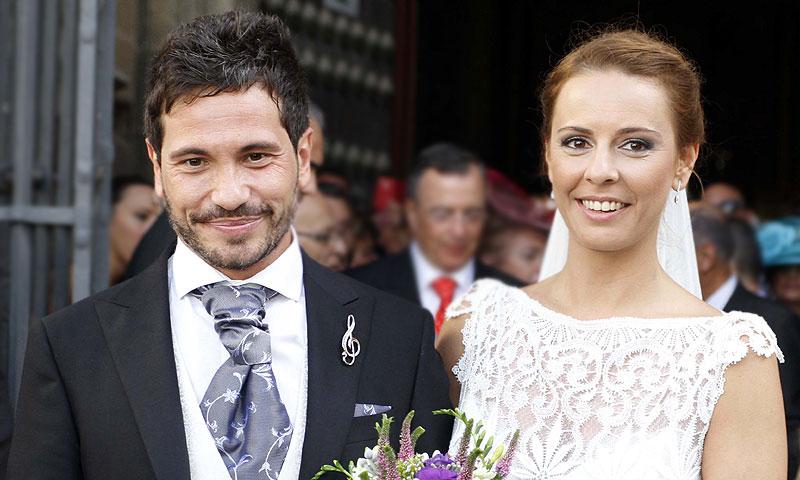Exclusiva en ¡HOLA!: David de María se separa de su mujer Lola Escobedo tras cuatro años de matrimonio