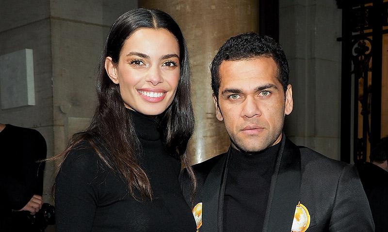 Joana Sanz y Dani Alves, en el hospital… ¡pero con mucho humor!