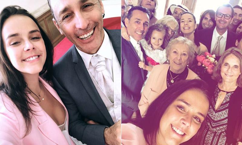 En ¡HOLA!, Daniel Ducruet se casa por sorpresa con Kelly Marie Lancien