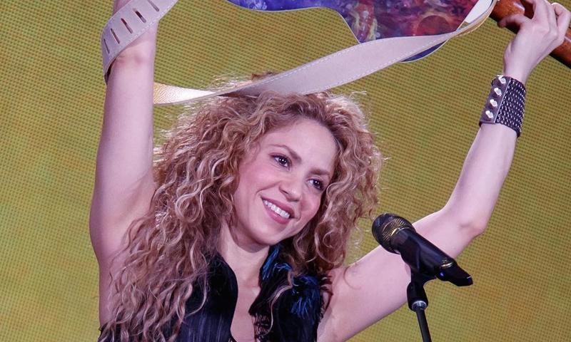 ¡El mejor público de Shakira! Milan y Sasha acuden por primera vez a un concierto de su madre
