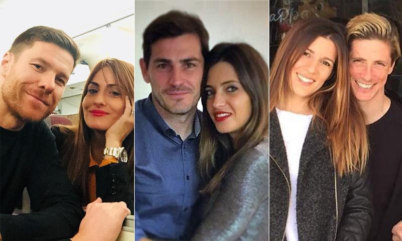 Las WAG's de los futbolistas españoles que no estarán en el Mundial de Rusia