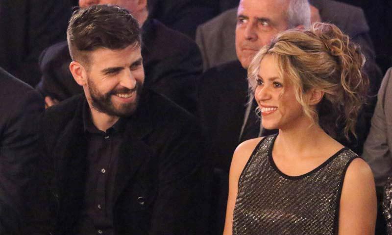 Gerard Piqué, orgulloso de Shakira, mientras ella se sincera sobre su 'momento más difícil'