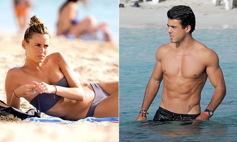 En ¡HOLA! Claudia Ortiz y Daniel Arigita, ex de Elena Tablada, nueva pareja sorpresa