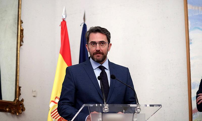 Màxim Huerta dimite como ministro 6 días después de su nombramiento