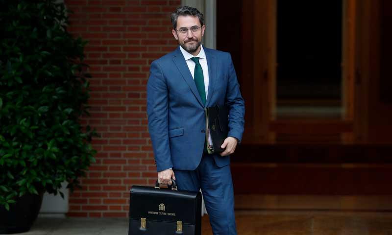 Màxim Huerta recibe el apoyo de amigos y compañeros tras su dimisión como ministro