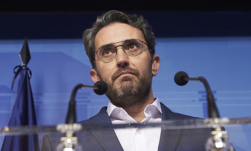 La inesperada decisión de Màxim Huerta tras su dimisión como ministro de Cultura y Deporte