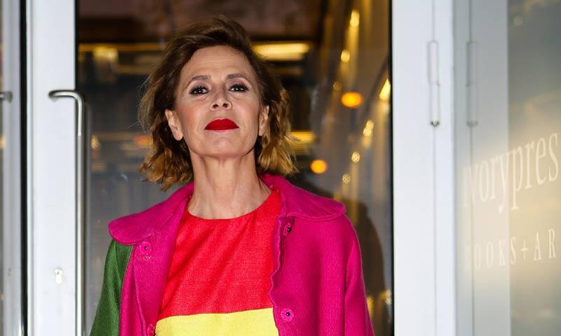 Ágatha Ruiz de la Prada comparte su primera fotografía junto a Luis Miguel Rodríguez