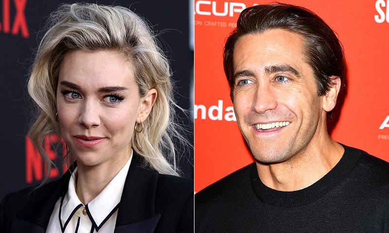 Vanessa Kirby, de 'The Crown', y Jake Gyllenhaal, ¿encuentro entre amigos o algo más?