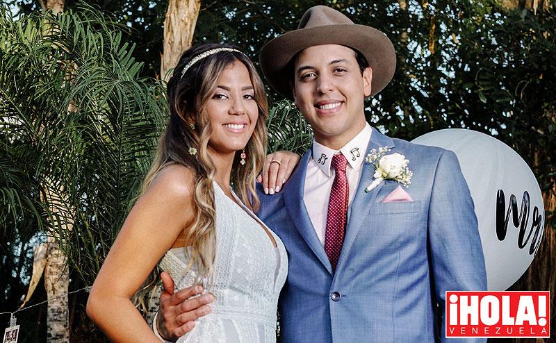 Así fue la romántica boda de Víctor Muñoz, el ex de Rosanna Zanetti