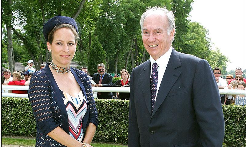 El Aga Khan, el príncipe 'guardián' de doña Cristina en Ginebra