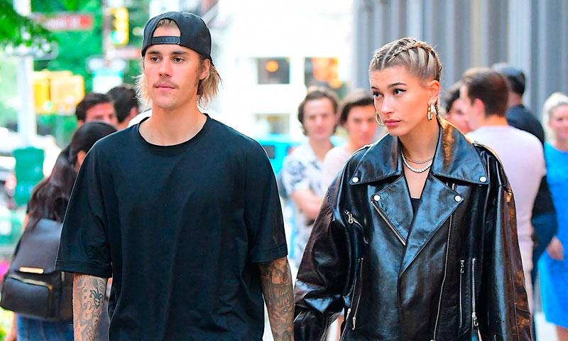 De la mano y a plena luz del día, Justin Bieber y Hailey Baldwin juntos de nuevo