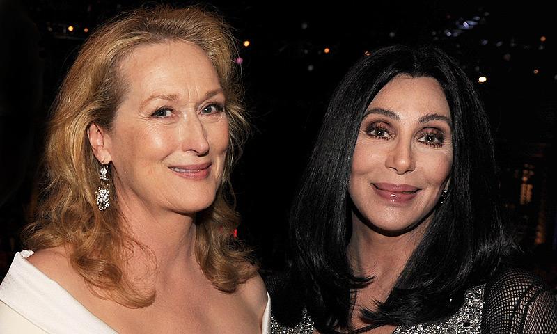 La reacción de Cher cuando le ofrecieron interpretar a la madre de Meryl Streep en 'Mamma Mia 2'