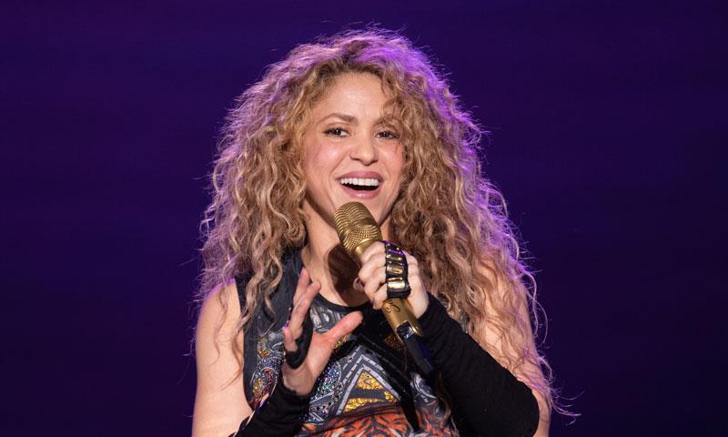 Así celebraron Shakira y sus hijos la victoria de la selección colombiana en el Mundial