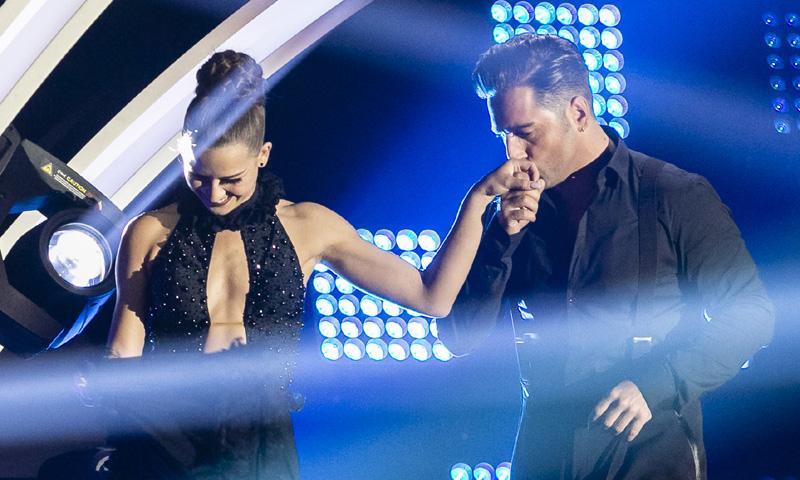 David Bustamante y Yana Olina, un tándem perfecto dentro y fuera del escenario