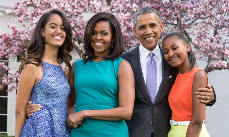 EXCLUSIVA: La familia Obama al completo planea visitar España la próxima semana