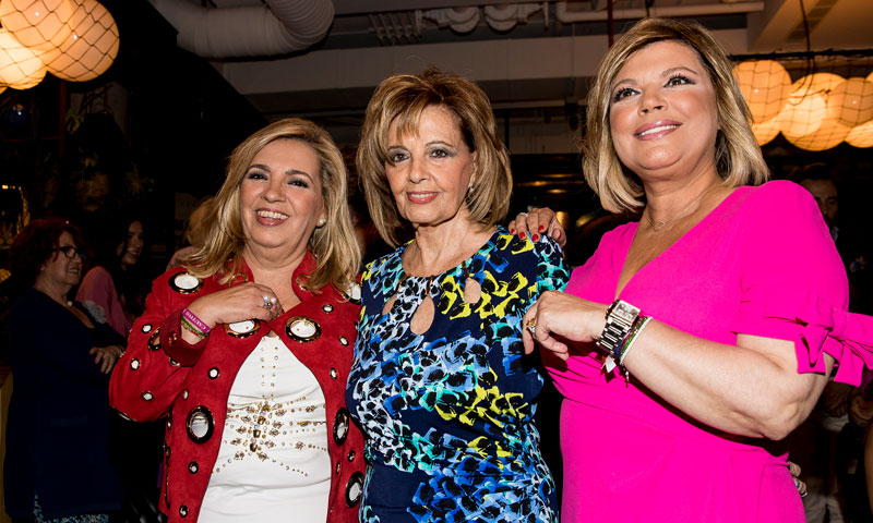 Terelu Campos y Carmen Borrego, ¿pasarán por el quirófano en las próximas semanas?