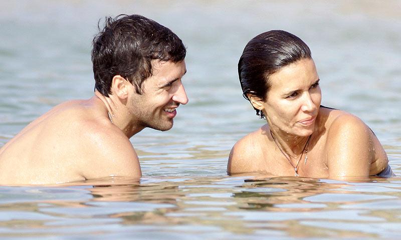El romántico mensaje de Raúl González a Mamen Sanz al cumplir 19 años de casados